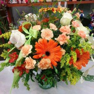 Centro flor variada Bragi