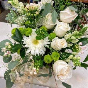 Centro flores Kore