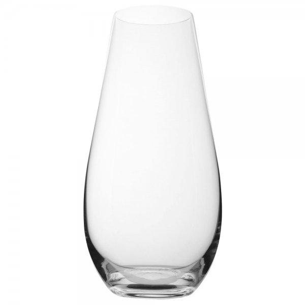 Jarrón cristal cilindro
